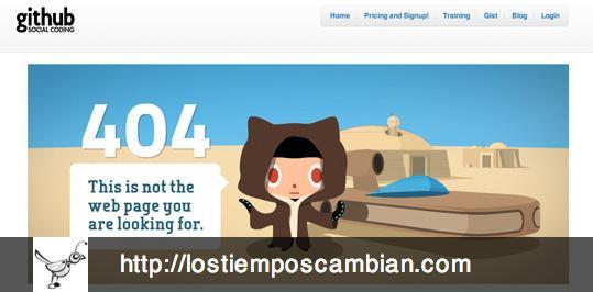 github error 404