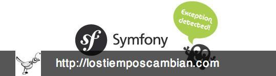 Personalizar las páginas de error en symfony2