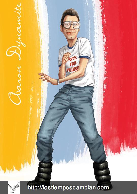 aaron garcia napoleon dynamite caricatura desarrollador php nitsnets