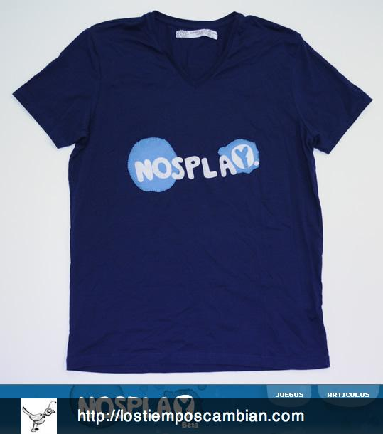 camiseta nosplay