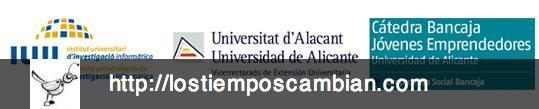 Jornadas de Emprendedores en Informática en la Universidad de Alicante