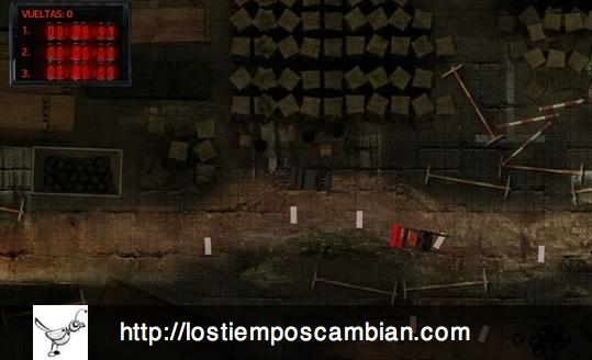 ejemplo subflash 2012 box2d topdown car game
