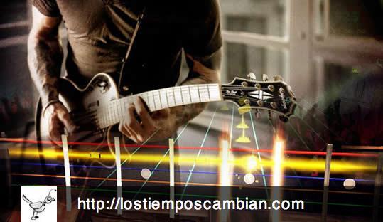 gamificación en elearning: aprender guitarra rocksmith