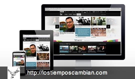 BBC Responsive Web Design