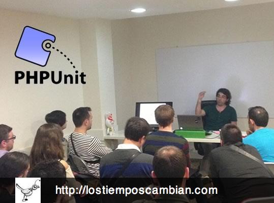 Conferencia Introducción a PHPUnit de Manuel Jurado