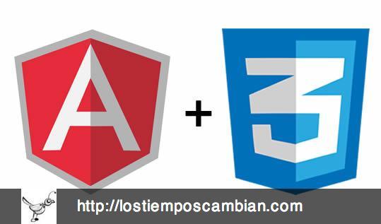 Animaciones y transciones con Angularjs + CSS3
