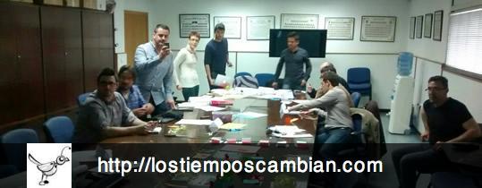 equipo de desarrollo scrum taller Universidad de Alicante