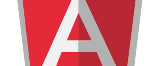 Logo AngularJS